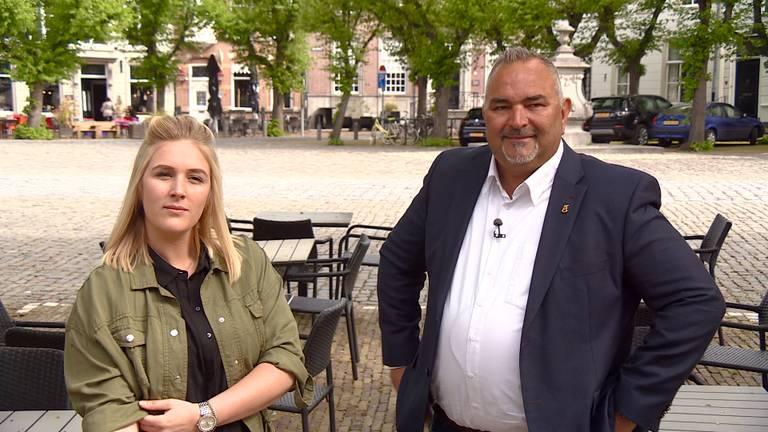 Wethouder John van Vugt vindt dat Geertruidenberg genoeg te bieden heeft voor toeristen.