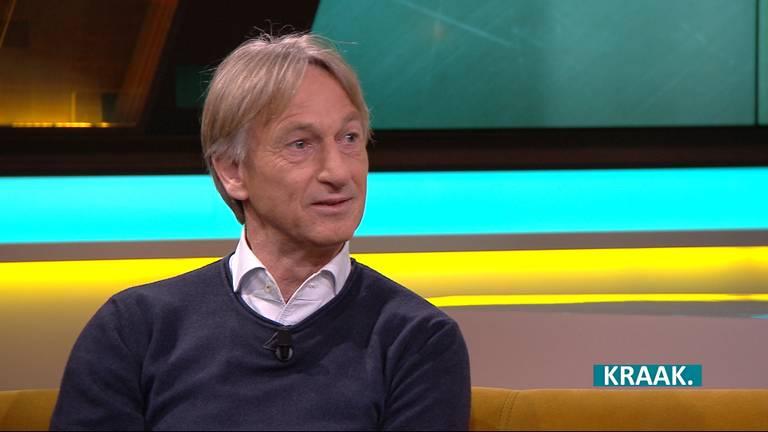 Willem II-trainer Adrie Koster kijkt vooruit naar de bekerfinale