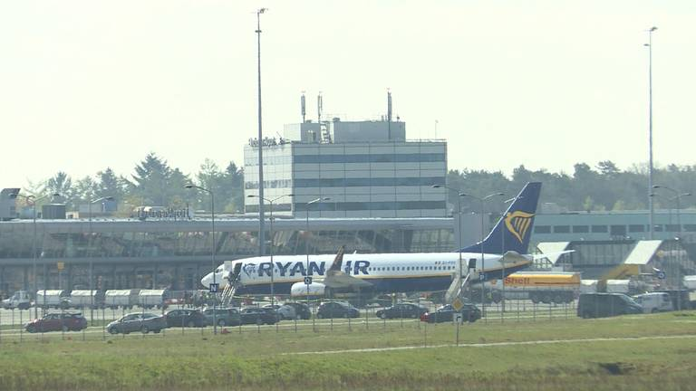 Eindhoven Airport (foto: Raoul Cartens)