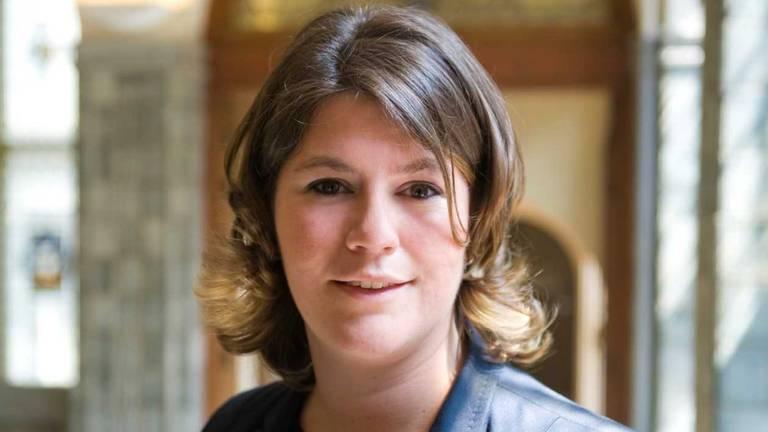 Joyce Vermue (33) wordt de nieuwe burgemeester van Zundert. (Foto: Gemeente Zundert)