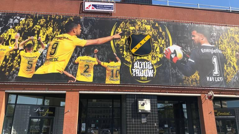 NAC Breda ziet de veranderingen in de eredivisie positief in.