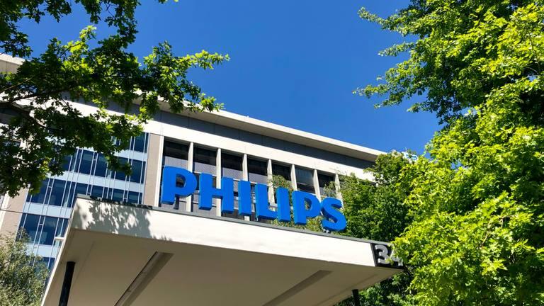 Philips op de High Tech Campus in Eindhoven (foto: Raoul Cartens)