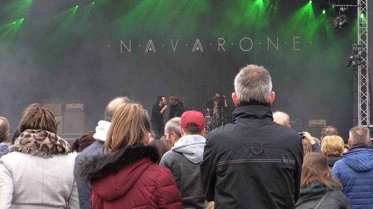 Het Bevrijdingsfestival in Den Bosch