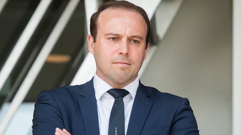 Technisch directeur Joris Mathijsen (foto: VI Images).