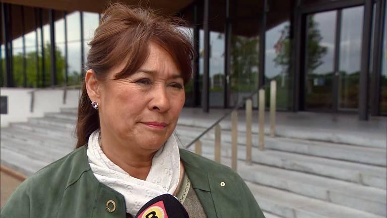 Burgemeester Marjolein van der Meer Mohr hoopt dat het goedkomt met Senn. (Foto: Omroep Brabant)