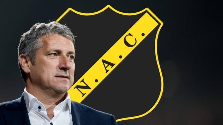 Ruud Brood werd op oudjaarsdag ontslagen door NAC (foto: VI Images).
