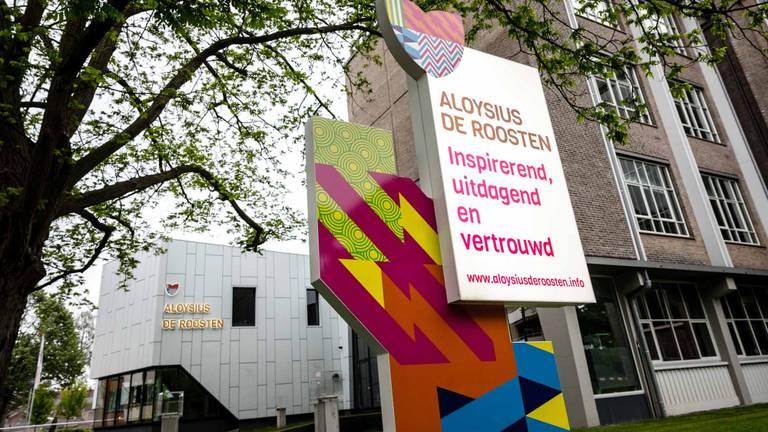 Aloysius De Roosten in Eindhoven. (Foto: Rob Engelaar)