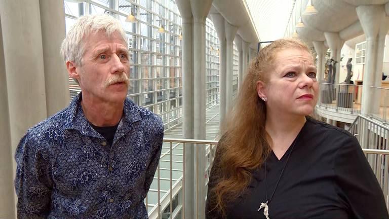 Jan en José, de vader en moeder van Janneke. (Foto: Omroep Brabant)