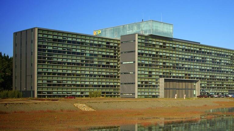 NXP in Eindhoven. Archieffoto: High Tech Campus.