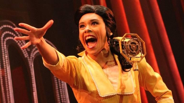 De Bossche Aswintha straalt in Chinese musicals. (Foto: Aswintha Vermeulen)