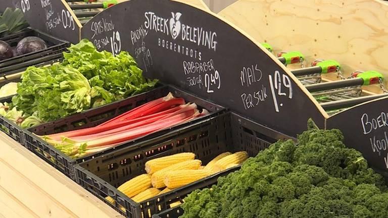 Eten wat er in de buurt geleverd wordt, is de oplossing die de ZLTO aandraagt om boeren beter te betalen. (Foto: archief)