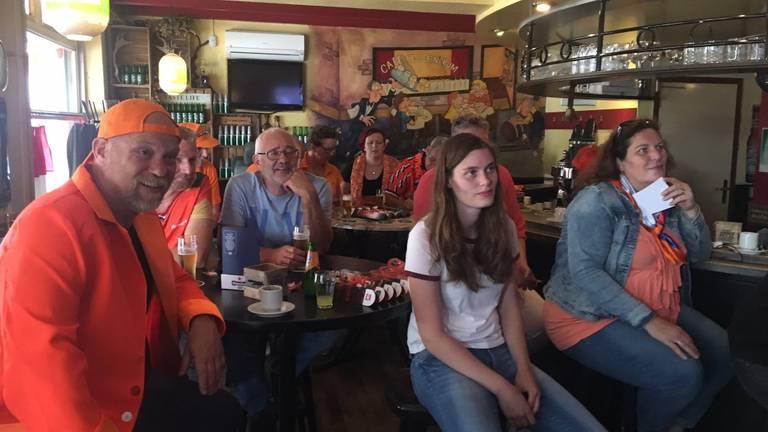 Het Kika-café in Boxmeer