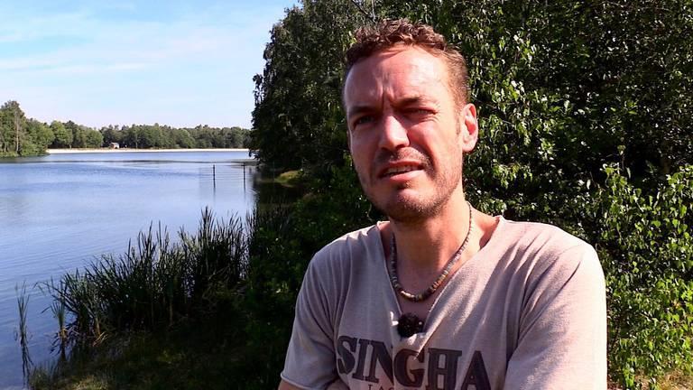 Initiatiefnemer van de petitie baalt van sluiting Schaartven (foto: Jan Peels)