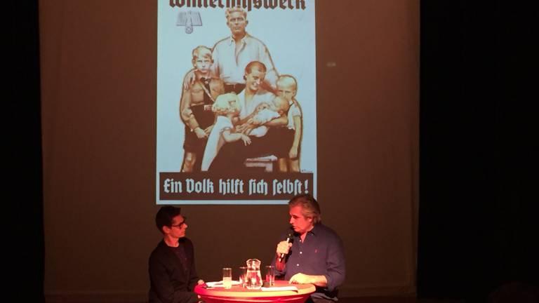 Directeur Timo de Rijk over zijn tentoonstelling over Nazidesign (foto: Agnes van der Straaten)