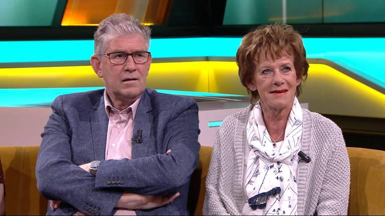 Christ van Heeswijk en Riet van Ekhart. (Foto: Omroep Brabant)
