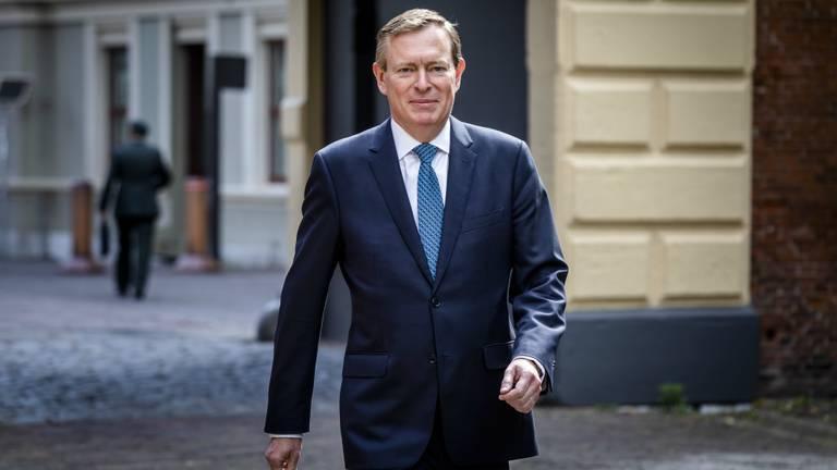 Minister Bruno Bruins. (Foto: ANP).