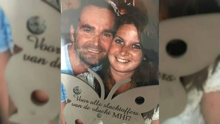 Bart en Astrid kwamen om het leven bij de ramp met de MH17.