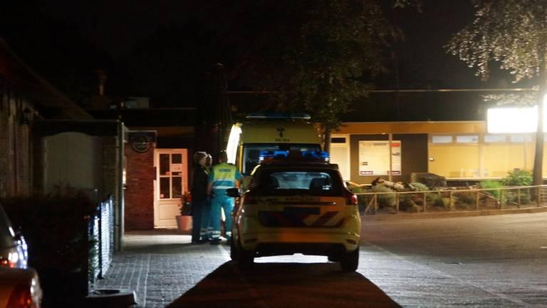 De hulpdiensten hebben vannacht nog de kinderen onderzocht (Foto: FPMB)