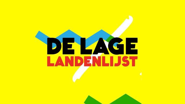 De top 10 van de De Lage Landen Lijst is bekend.