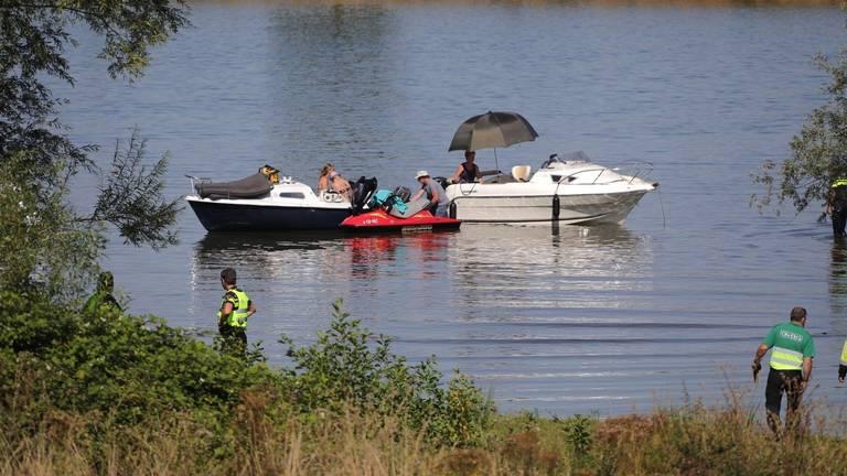 De vrouw overleed nadat ze werd overvaren door een waterscooter. (Foto: Charles Mallo/SQ Vision Mediaprodukties).