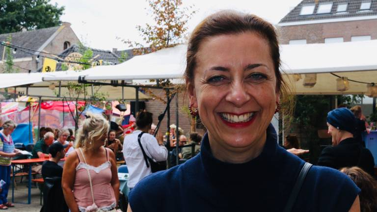 Viktorien van Hulst, directeur van Theaterfestival De Boulevard.