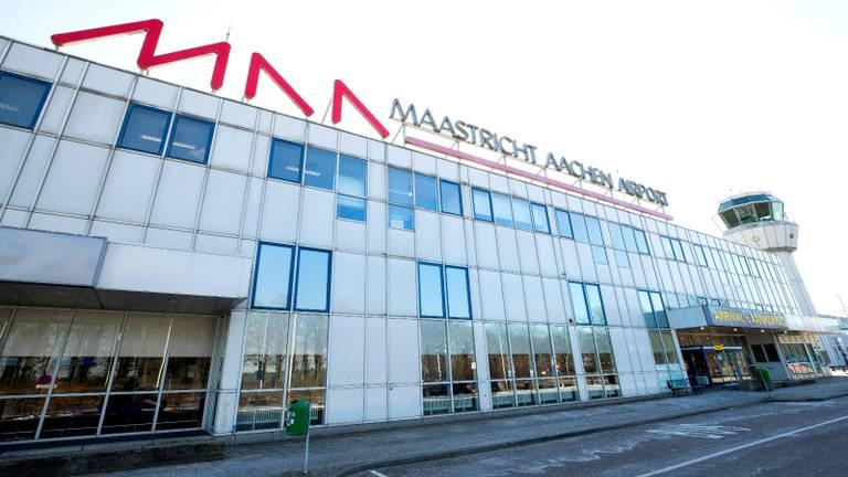 Maastricht Aachen Airport. (Foto: ANP)