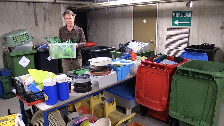 Plastic afval als grondstof voor duurzaam bouwmateriaal