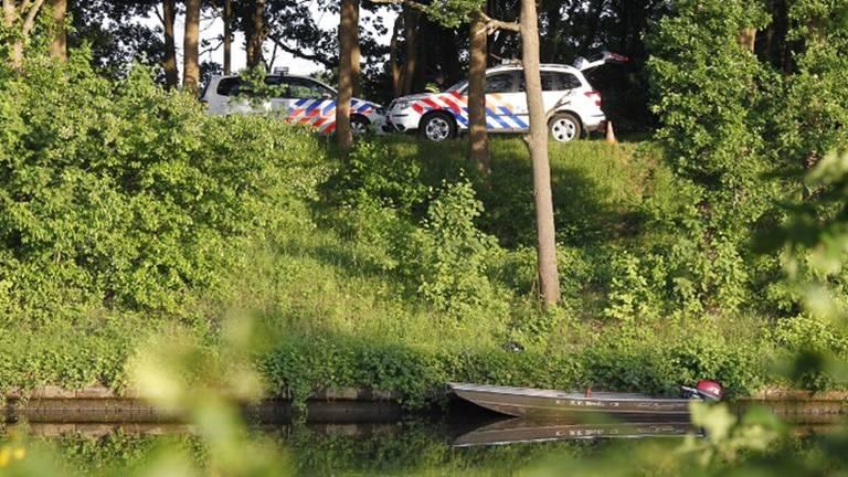 Het lichaam van Janssen werd in stukken gevonden in het Markkanaal (archieffoto: SQ Vision).