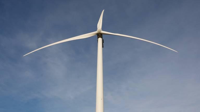 Een windmolen. (Foto: ANP)