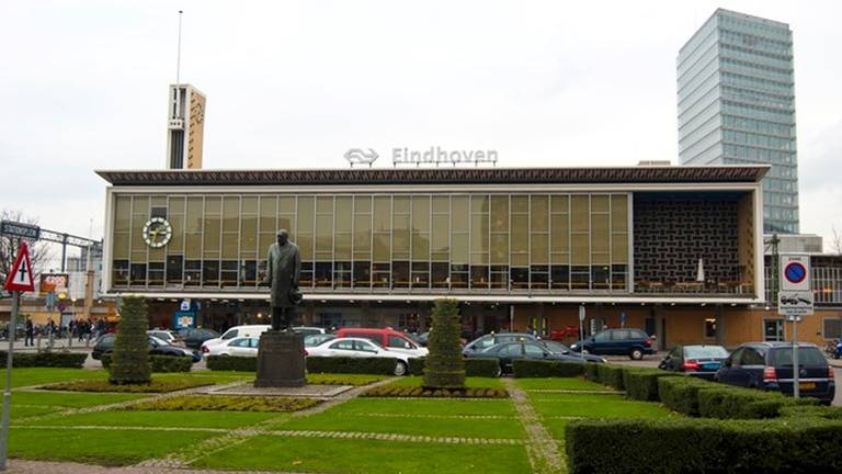 Station Eindhoven. (Foto: Omroep Brabant)