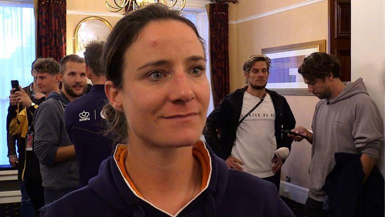 Marianne Vos is een van de favorieten voor de WK-titel.
