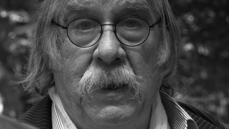Thijs van der Molen, overleden op 80-jarige leeftijd.