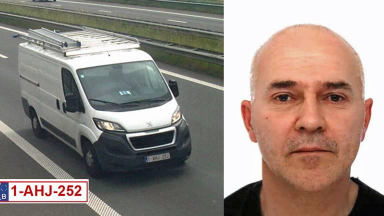 Johan van der Heyden wordt sinds juni vermist (foto: Politie België).