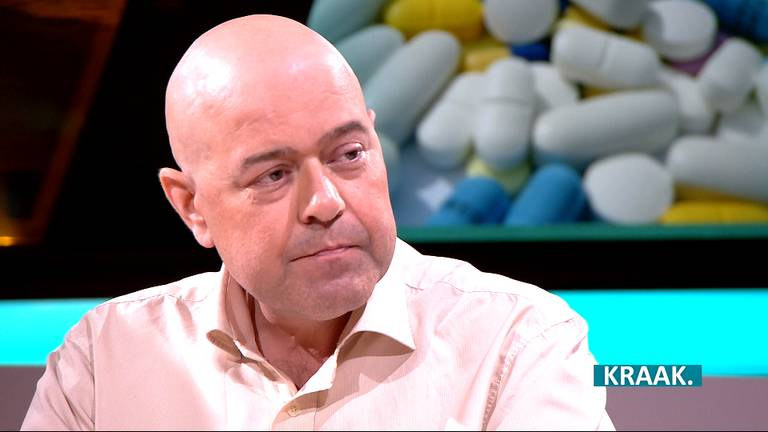 Tom uit Oss was verslaafd aan de pijnstiller Oxycodon maar inmiddels afgekickt (Foto: Kraak)