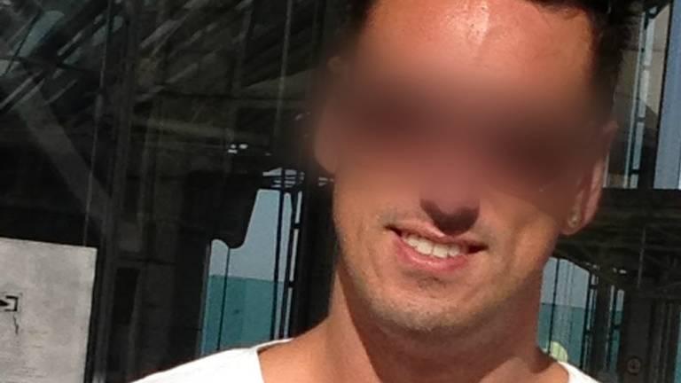 Joop V., die wordt verdacht van de moord op een Roemeens meisje.