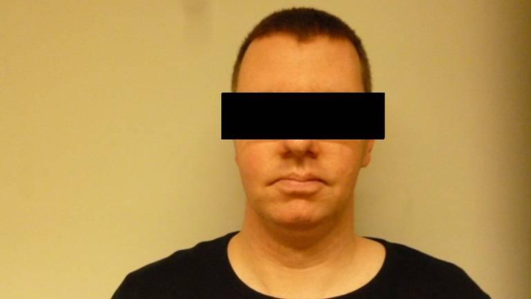 Ronald van Z. is uitgeleverd aan Nederland. (Foto: Politie)