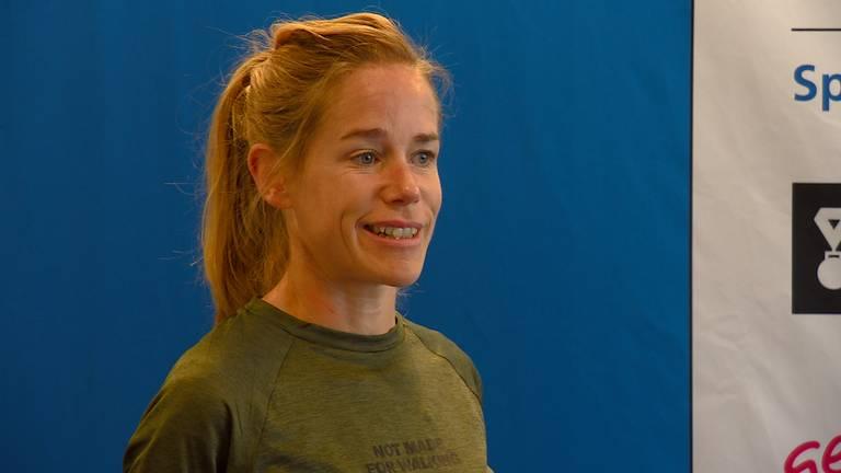 Kim Dillen gaat voor Olympisch limiet tijdens Marathon Eindhoven