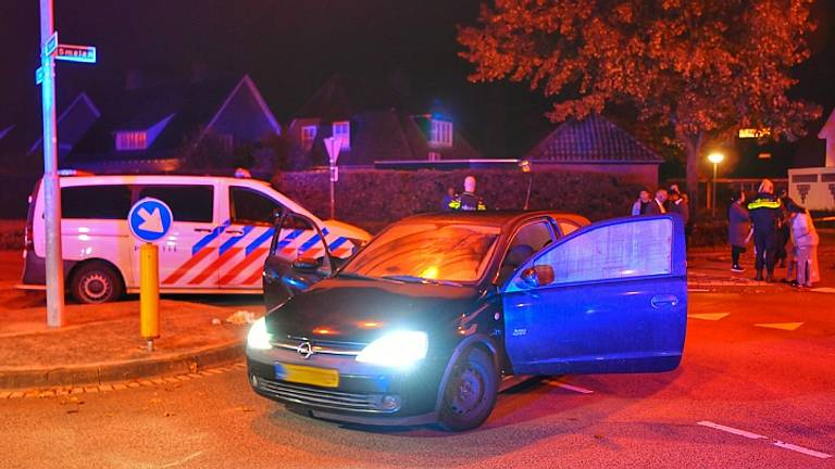 Bij de schietpartij raakten drie mannen gewond. (Foto: SQ Vision)