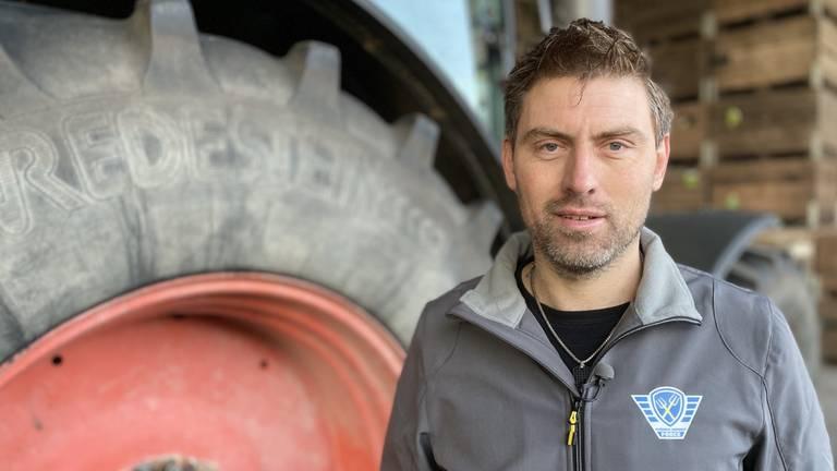 Mark van den Oever (foto: Jan Peels).