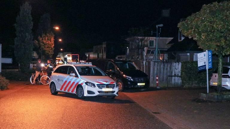 De politie deed onderzoek aan de Morgenstond in Heeswijk-Dinther. (Foto: Jurgen Versteeg/SQ Vision)
