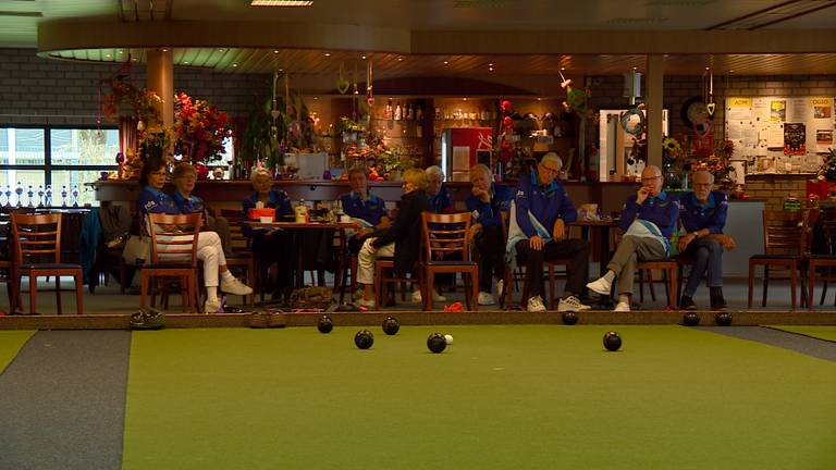 De bowlsvereniging telt inmiddels 28 leden.
