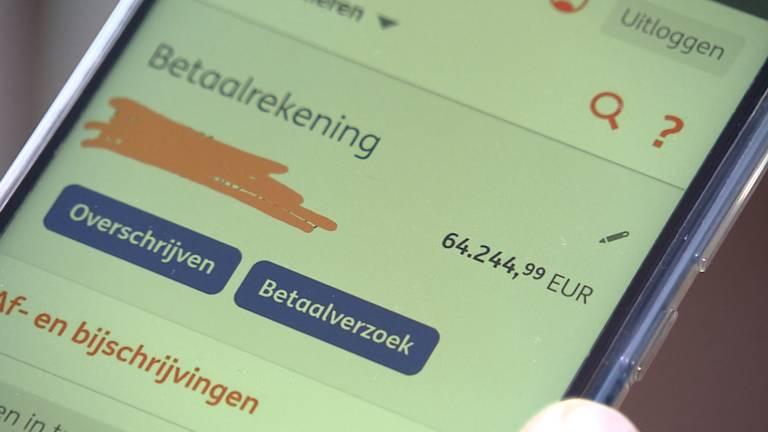 Opeens had Ibra toegang tot de bankrekening van een vrouw uit Den Haag.