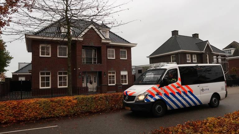 Harddrugs Gevonden Tijdens Operatie Alfa In Berghem Doorzocht Huis Is Van Martien R Omroep Brabant
