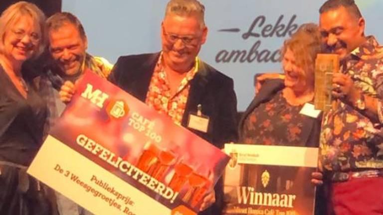 Café de 3 weesgegroetjes is het beste café van Nederland, volgens het publiek