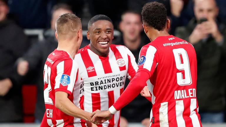 PSV speelt zondag weer tegen SC Heerenveen (foto: HollandseHoogte).
