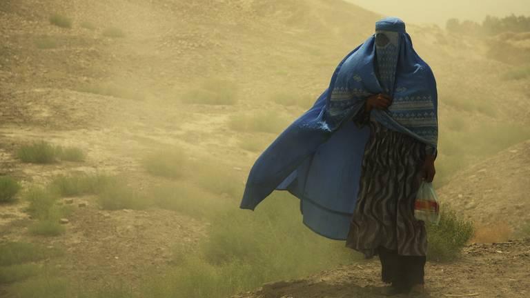 Fatima H. zat jarenlang in IS-gebied, de vrouw op de foto is niet Fatima H. (foto: Flickr).