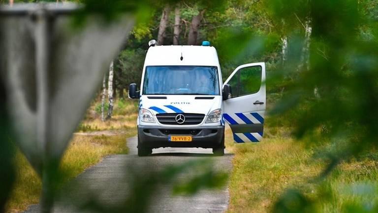 De plaats van de verkrachting in Valkenswaard (archieffoto: Rico Vogels/SQ Vision Mediaprodukties).