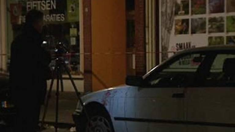 Op de Edisonstraat in Breda werd de man neergestoken. (Foto: Omroep Brabant)