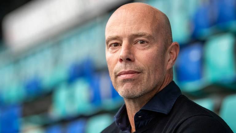 Jan-Hein Schouten, voorzitter FC Den Bosch (foto: ANP 2019 / Piroschka van de Wouw).