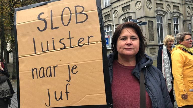 Het onderwijs wil er structureel meer geld bij (foto: Omroep Brabant).